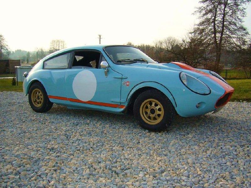 Racing In Car >> Mini Jem RS M2 1148