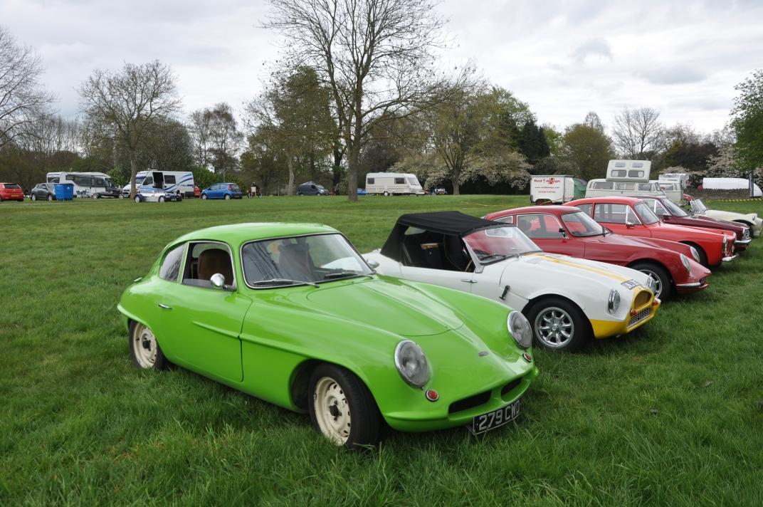 Stoneleigh Car Show