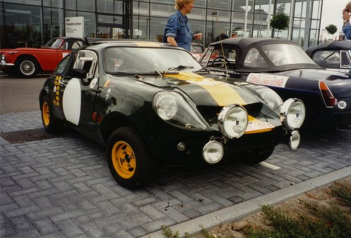 Classic sls rally 1995 for Garage mini luxembourg